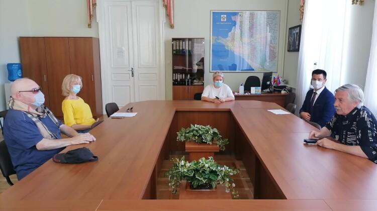 В Совете прошли заседания комиссий по благотворительности и добровольчеству и по инновациям, науке, образованию и предпринимательству